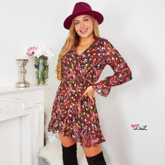 Robe autumn vibes kaki